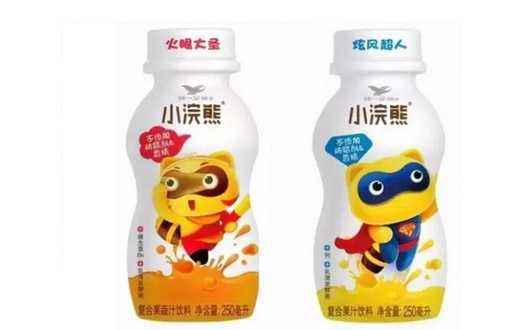 统一看好儿童饮料 推小浣熊果蔬汁着力解决营养痛点